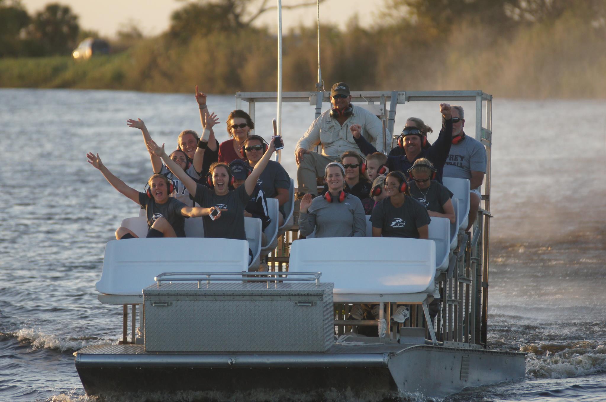 Come Ride in the Everglades!